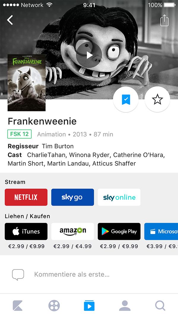 Kino.De App